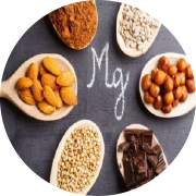 Fondamental pour réguler la pression artérielle et prévenir ou diminuer le diabète, le magnésium est aussi consommé par l'organisme dans ses processus de détox naturelle. Un composant important du SynerSTIN de SynerJ-Health créé par Jacques Prunier, chercheur français pionnier de l'AFA Aphanizoménon du lac Klamath AlphaOne en Europe et en France.